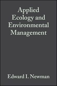 Applied Ecology and Environmental Management