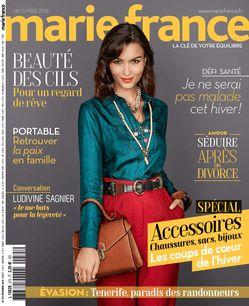 Marie France du 16-11-2018 - Marie France