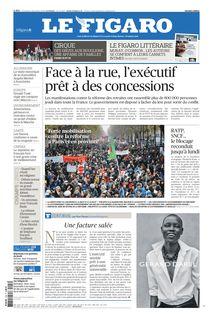 Le Figaro du 06-12-2019
