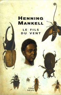 Le Fils du vent - Henning Mankell