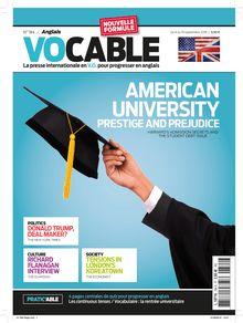 Magazine Vocable Anglais - Du 6 au 9 septembre 2018