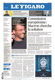 Le Figaro du 12-10-2019