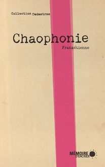 Chaophonie