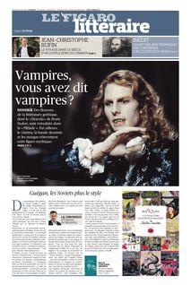 Figaro Littéraire du 25-04-2019