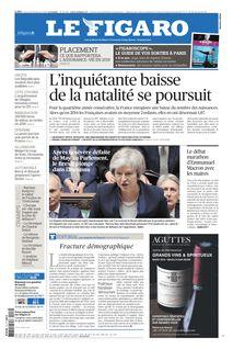 Le Figaro du 16-01-2019 - Le Figaro
