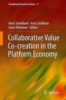 Collaborative Value Co-creation in the Platform Economy