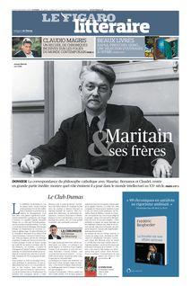 Figaro Littéraire du 06-12-2018 - Figaro Littéraire