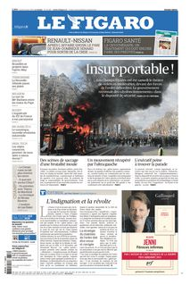 Le Figaro du 18-03-2019