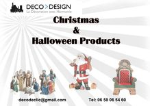 Christmas & Halloween Products