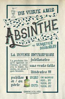 Absinthe - Sébastien Doubinsky