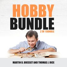 Hobby Bundle: 2 in 1 Bundle, Coin Collecting & Stamp Collecting