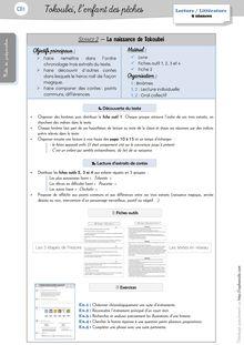 Lecture compréhension / littérature – CE1 - Que d'histoires – Magnard Prep Séance 2