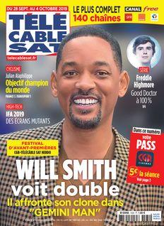 Télécâble Sat Hebdo du 26-09-2019 - Télécâble Sat Hebdo
