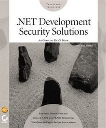 .NET Development Security SolutionsTM
