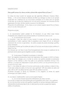 Corrigé bac 2014 (Pondichéry- Série ES - SES - Dissertation