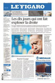 Le Figaro du 25-06-2019