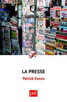 La presse de Patrick Eveno - fiche descriptive