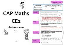 Mathématiques CP / CE1 – Cap Maths, période 4 (unités 9 et 10) - Contributions