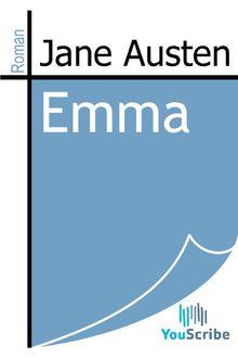 Lire Emma de Jane Austen