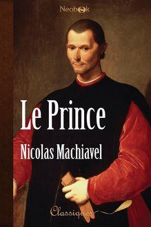 Le Prince de Nicolas Machiavel - fiche descriptive