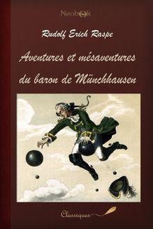 Aventures et mésaventures du baron de Münchhausen de Rudolf Erich Raspe - fiche descriptive