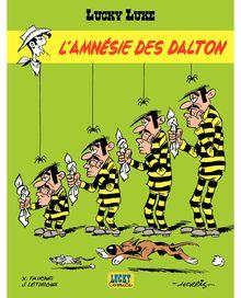 Lucky Luke - Tome 29 - Amnésie des Dalton (L')