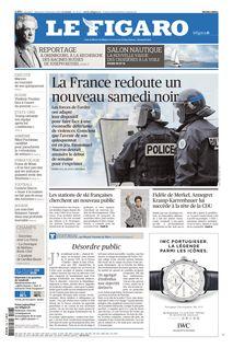 Le Figaro du 08-12-2018 - Le Figaro