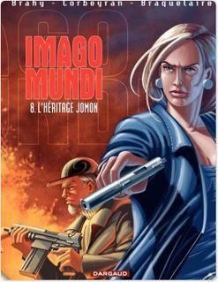 Imago Mundi - Tome 8 - Héritage Jomon (L