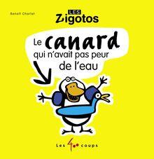 Le Canard qui n'avait pas peur de l'eau