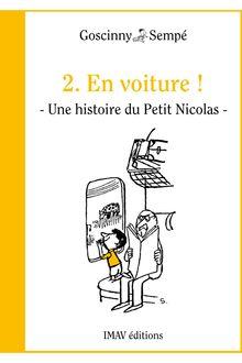 En voiture ! de René Goscinny, Jean-Jacques Sempé - fiche descriptive