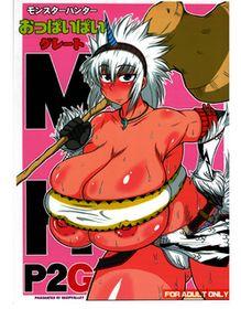 Lire : Monster Hunter Oppaipai Great