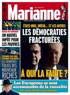 Marianne du 05-11-2018 - Marianne