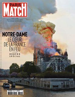 Paris Match du 18-04-2019