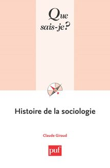 Histoire de la sociologie de Claude Giraud - fiche descriptive