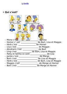 La Famille Simpsons