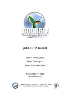 jCOLIBRI2 Tutorial