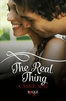 The Real Thing: A Rouge Contemporary Romance