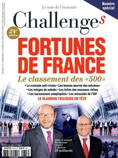 Challenges du 04-07-2019 - Challenges