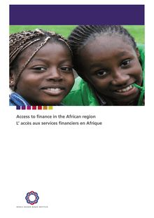 Access to finance folder africa fr gb indd