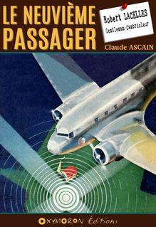 Le neuvième passager - Claude Ascain