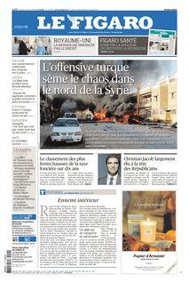 Le Figaro du 14-10-2019