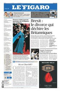 Le Figaro du 17-01-2019 - Le Figaro