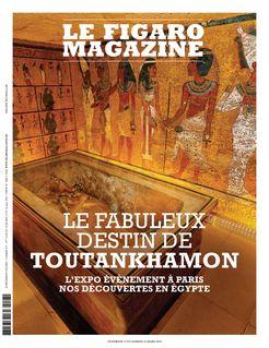 Le Figaro Magazine du 15-03-2019 - Le Figaro Magazine