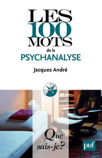 Les 100 mots de la psychanalyse de Jacques André - fiche descriptive