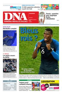 DNA du 15-07-2018 de DNA - fiche descriptive