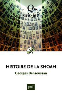 Histoire de la Shoah de Georges Bensoussan - fiche descriptive