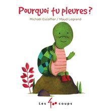 Lire Pourquoi tu pleures ? de Michaël Escoffier