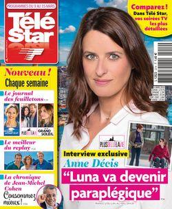 Télé Star du 04-03-2019 - Télé Star