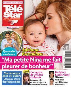 Télé Star du 11-02-2019 - Télé Star
