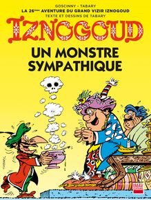 Un monstre sympathique - Album 26 de Jean Tabary, Jean Tabary - fiche descriptive